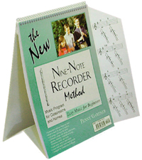 elementary recorder music