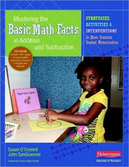 mastering basic math facts addition and subtraction