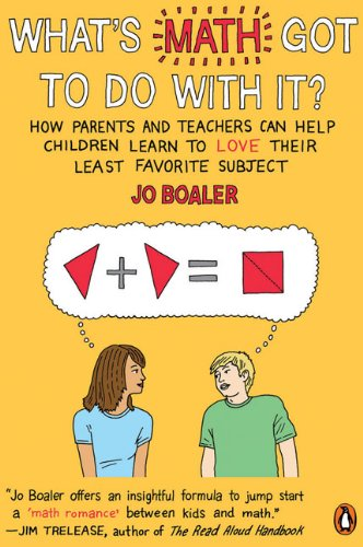 what's math got to do with it learn to love math