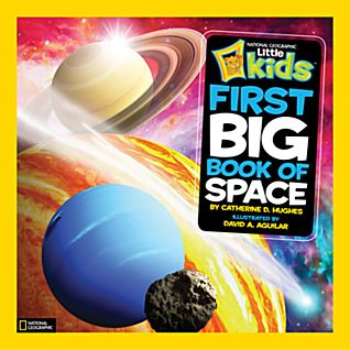kids space book science