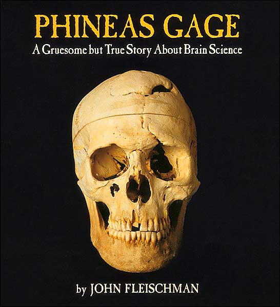 phineas gage living science book