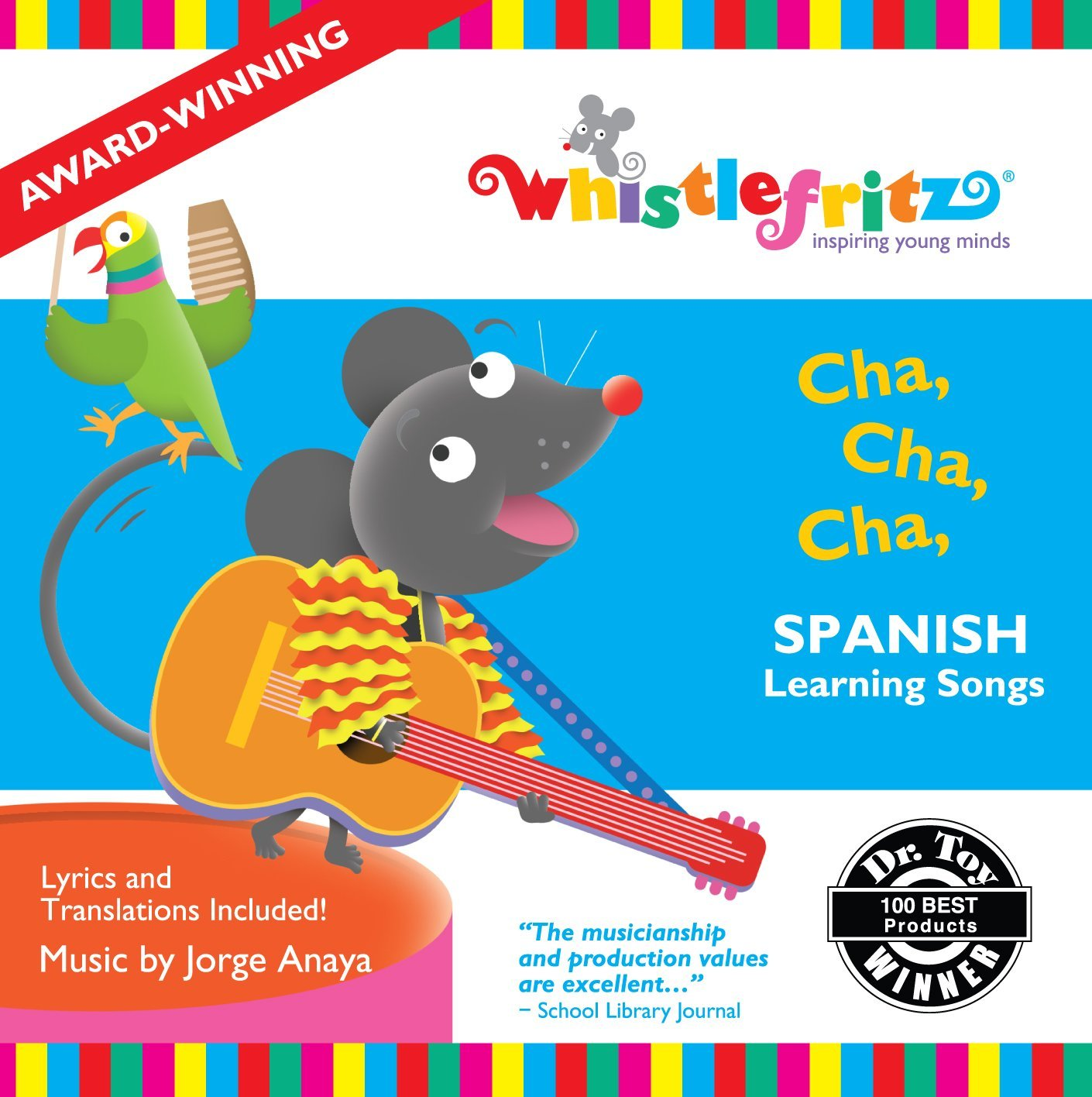 cha cha spanish songs
