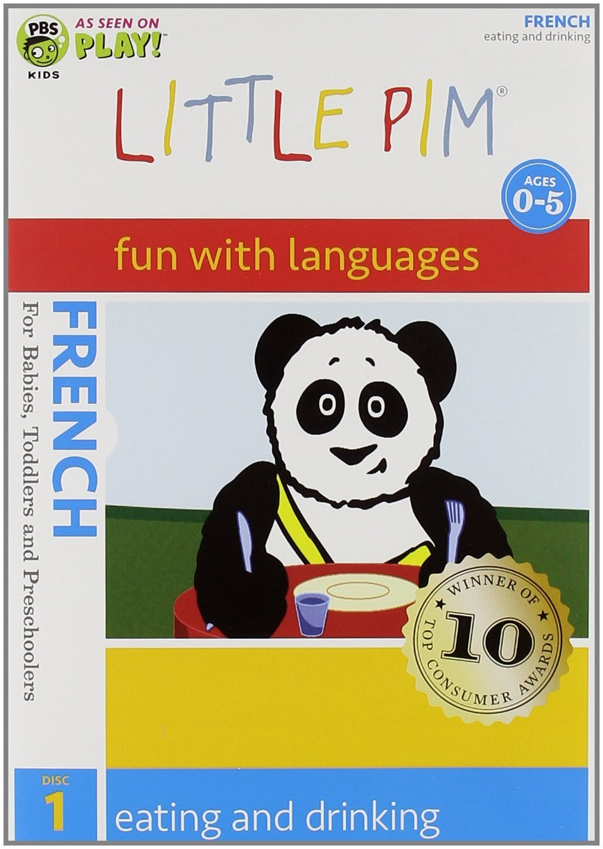 little pim learning french