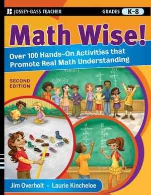 Math-Wise hands on activities that promote math understanding