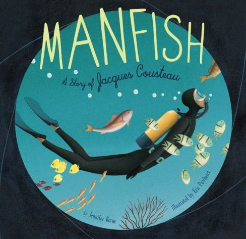 manfish cousteau