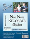new recorder book for kids